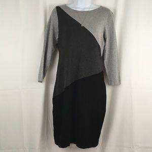 Calvin Klein Sweater Dress size M ( Excellent )
